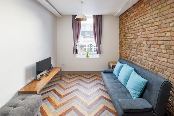 Elegant 1 bed flat - Kilburn - London