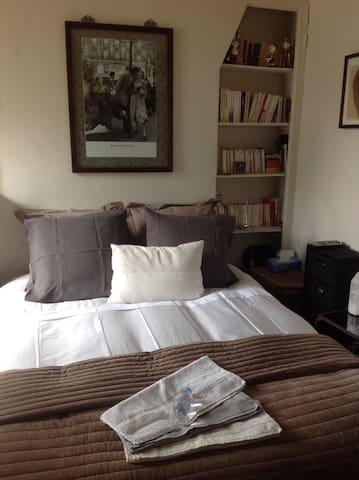 Une chambre dans un très bel appart