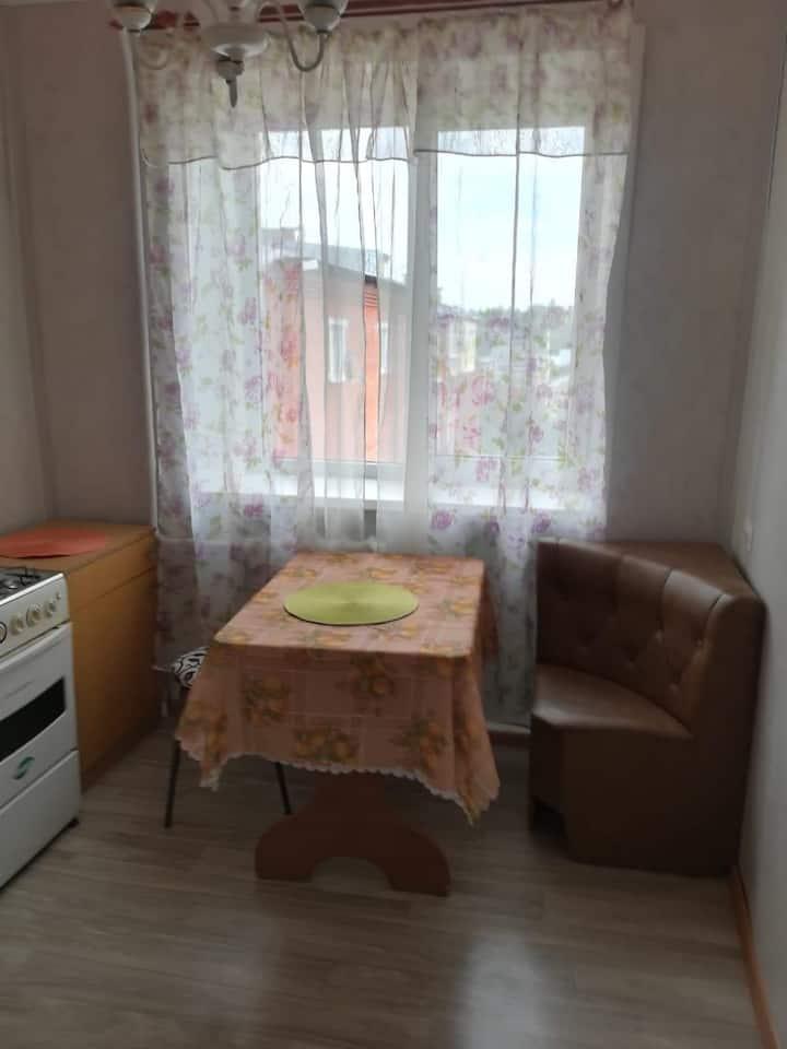 Светлая Квартира в туристическом городе Таруса 🏡🤎
