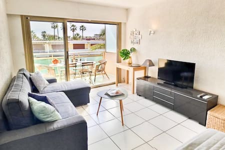 Palm Beach area - 1 bedroom flat