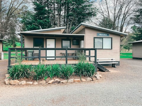 Perfect for group overnight stays - Moroka