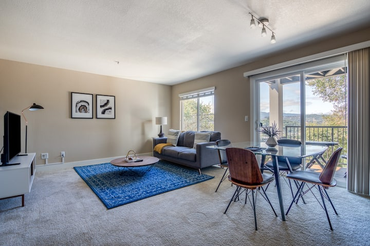 Lovely 1BR in San Rafael, Gym + Pool
