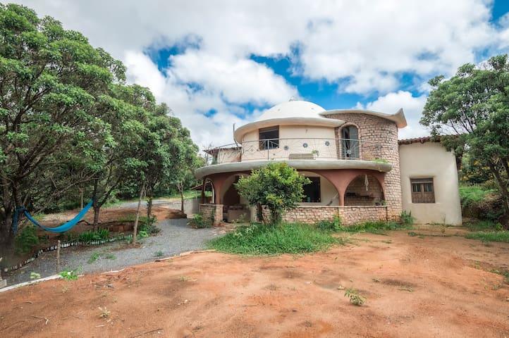 CAAPORÃ, Vale do Capão - Quarto compartilhado