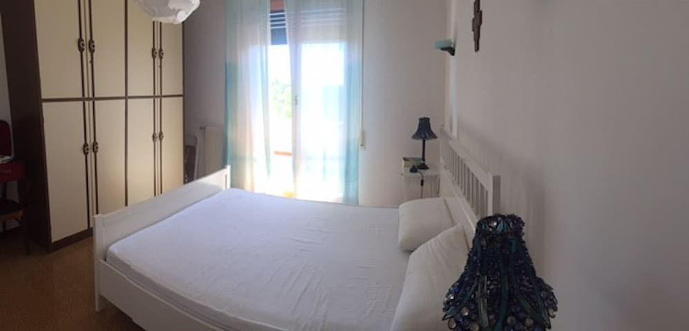 Big flat in front of the sea, ideal for families - Cogoleto