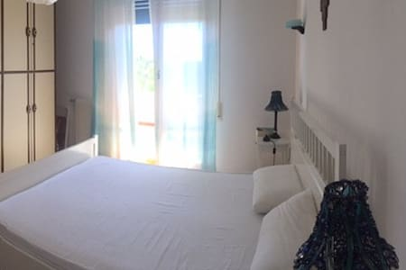 Big flat in front of the sea, ideal for families - Cogoleto - Ház