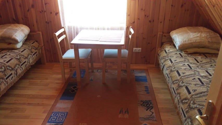 Private room in house, Šventoji - Palanga - Casa