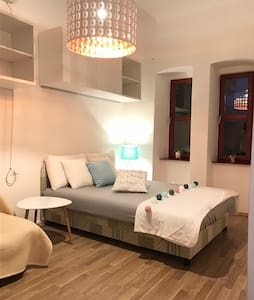 Sea view, city centre apartament - Izola - Departamento
