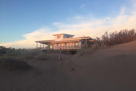 Alquiler casa sauce grande frente al mar