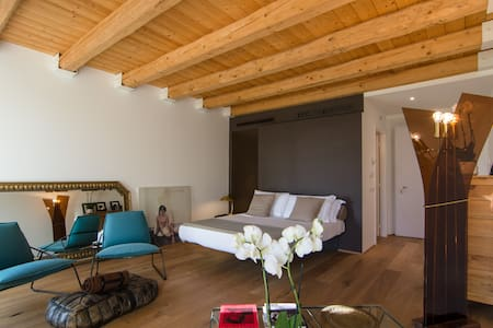 B&B CasaVostra - Suite 02 - Ostra Vetere - Bed & Breakfast