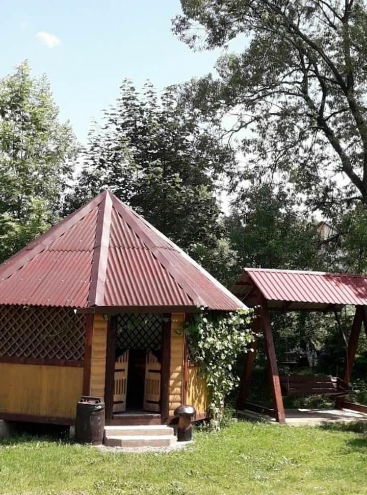 Будинок в Карпатах Аркан