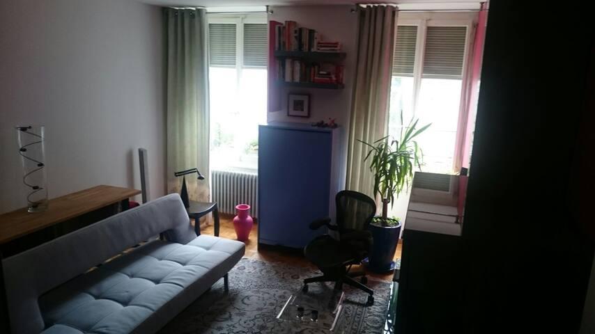 Independent STUDIO in the heart of Geneva! - Genève - Lejlighed