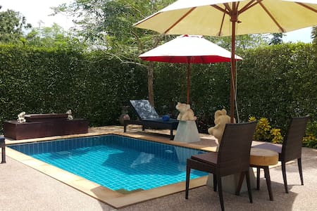 Banburi Two-Bedroom Pool Villa II