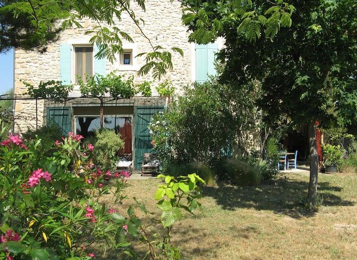 Gîte avec piscine La Ballière, Provence, Luberon