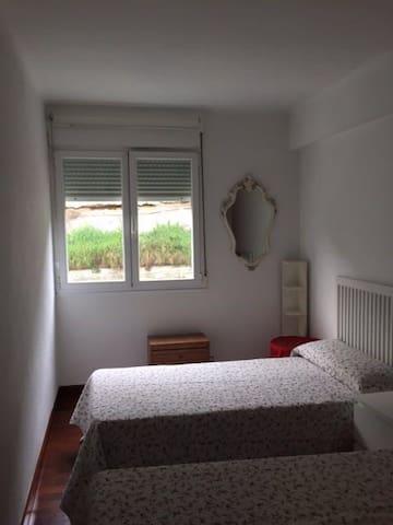 Practico apartamento en el centro de Bilbao - Bilbo - Huoneisto