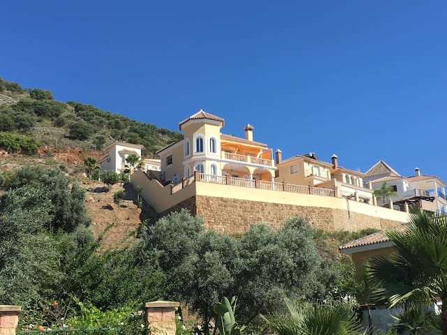 Self contained apartment on Sierra Gorda, Coin