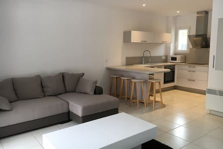 Appartement T2 neuf de standing - Le Soler - Apartment