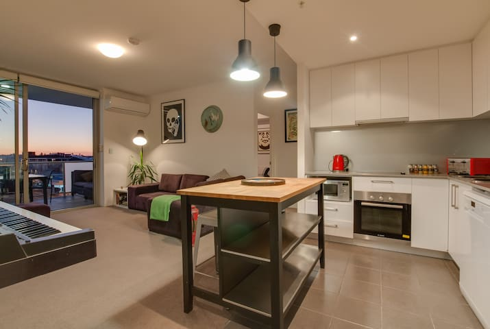 Modern living in the Heart of Northbridge