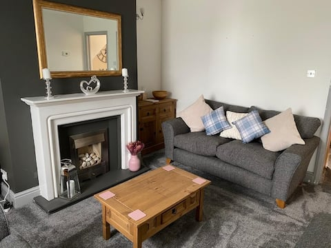 The little terraced house with a big personality
