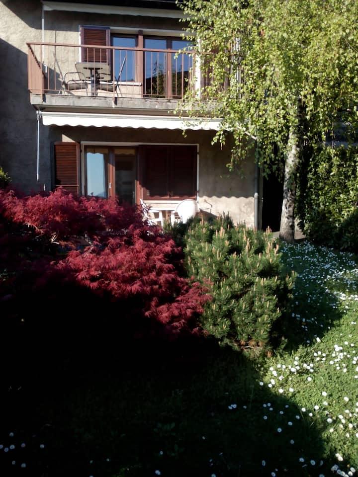 "Appartement ""cosy"" dans le village de Ruvigliana"