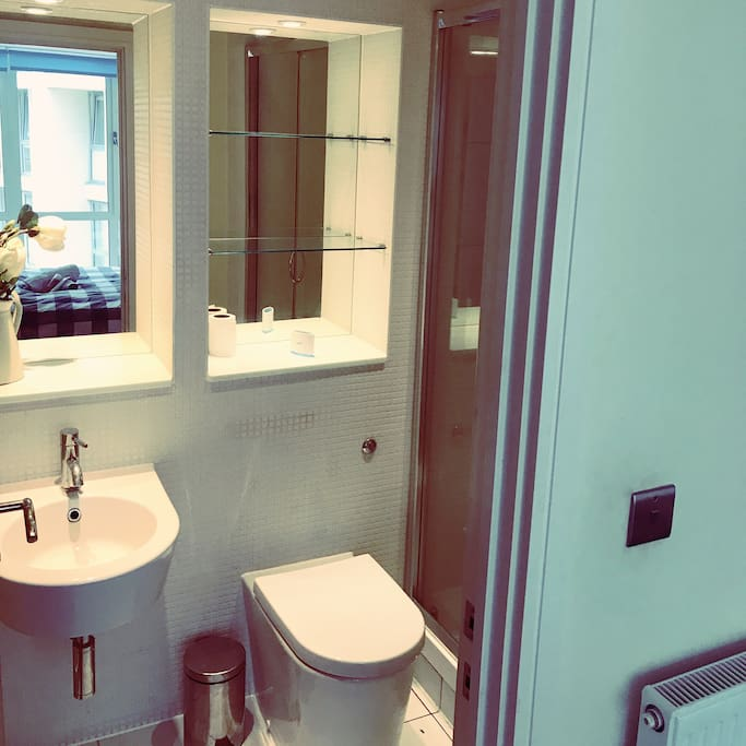 Ensuite w/ shower