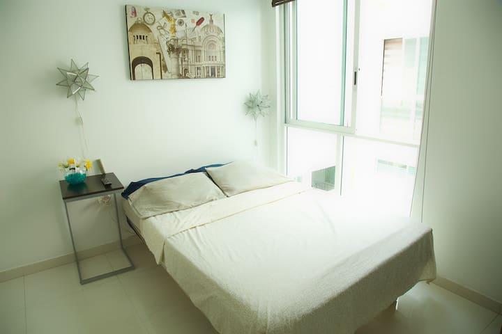 Acogedor, confortable y bien ubicado con Roof