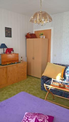 Gästezimmer, persönlich, herzlich individuell - Altmärkische Höhe - House
