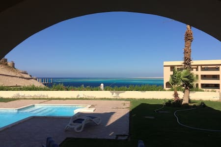 Cozy 1 bedroom sea view at The View Hurghada