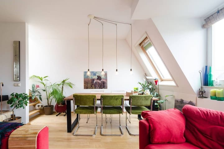 Cosy 1-BEDR Apartment @ Amsterdam!