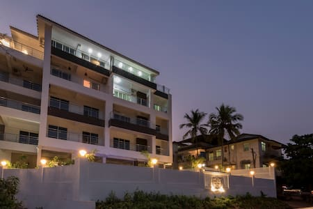 Candolim / Verem, Sea View Boutique Apartment 201 - Reis Magos - 公寓