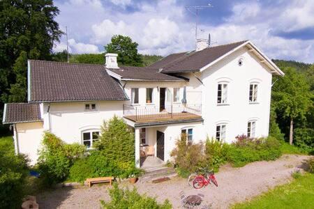 Villa Tid & Rum - a house of possibilities
