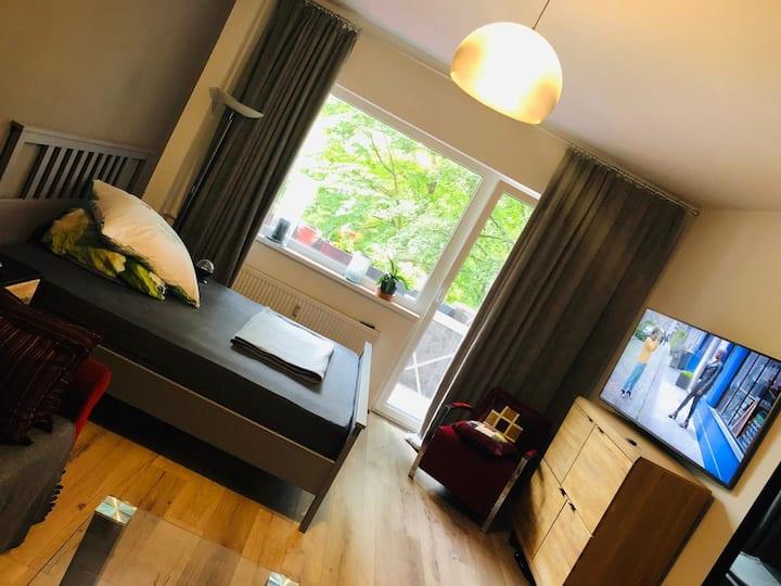 super apartment in berlin