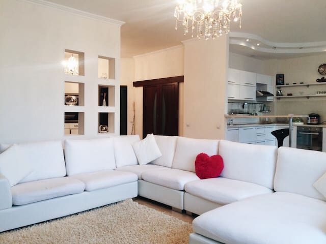Modern apartment at the heart of Astana