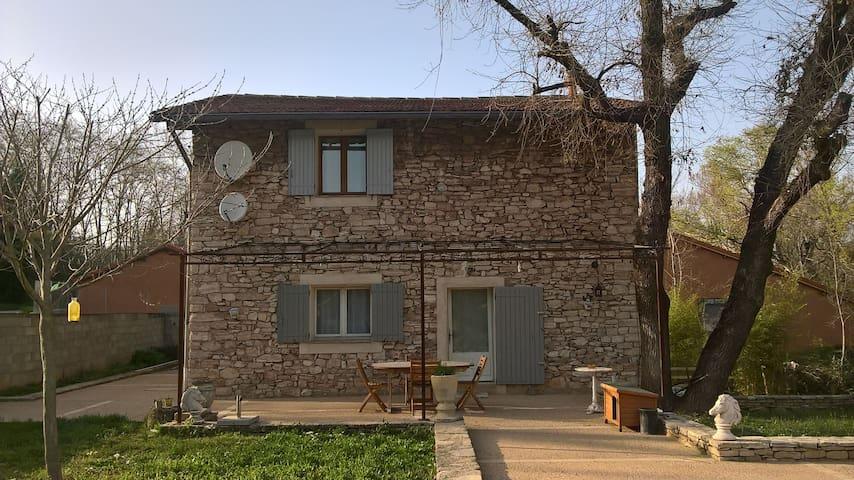Maison à la campagne - Saignon