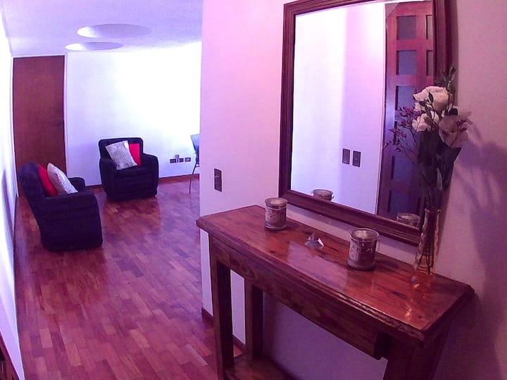 Apartamento microcentro Capital Mendoza
