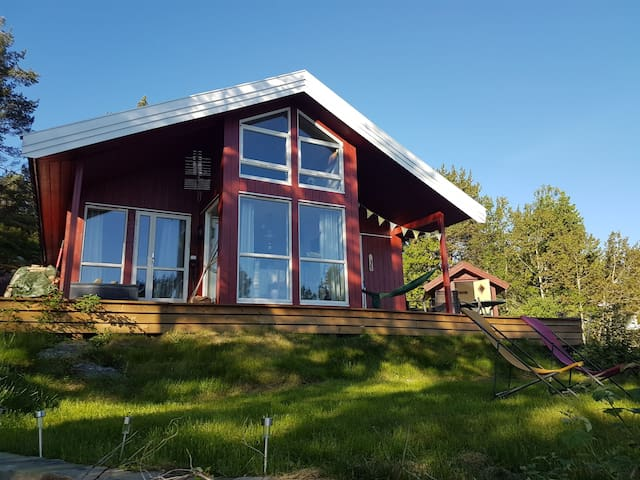 Magical cabin, perfect for families or friends