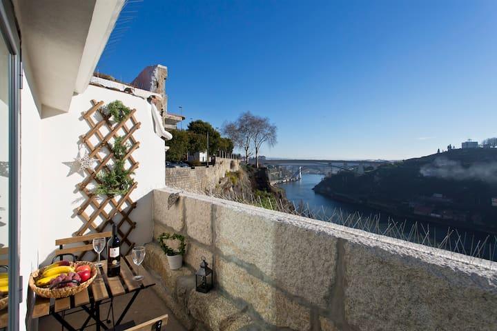 Private Triplex RiverHouse w/ Terrace by Host Wise