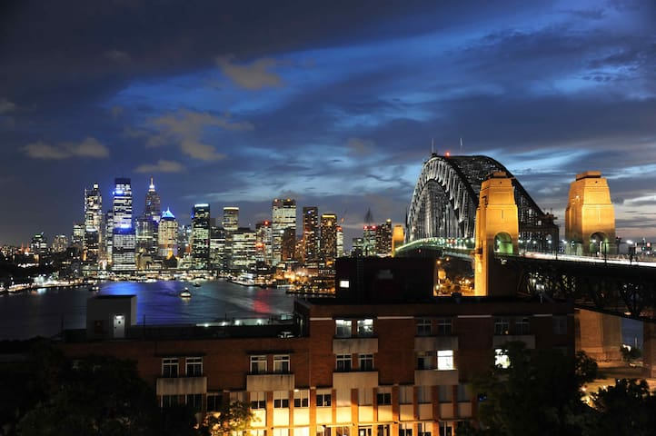 Sydney Harbour Lifestyle and Views - Kirribilli - Apartment