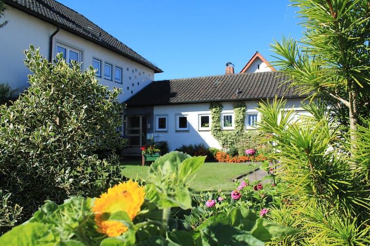 Ferienwohnung Haus am Jakobsweg