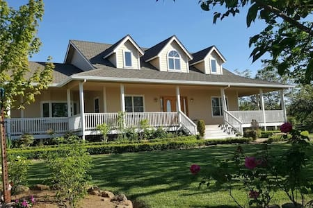 Walnut Rose Farm - Kelseyville - House