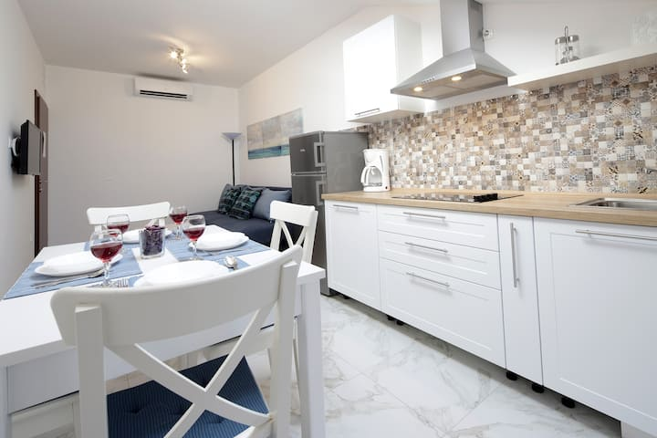 Centrally located apartman Seagull