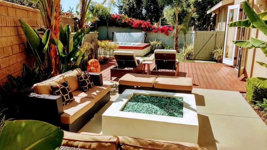 Carlsbad Luxury House across the Beach