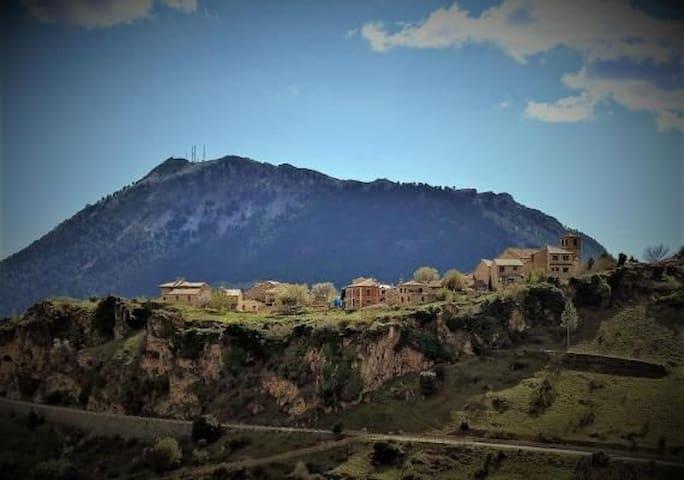 Casa rural El Olmo Riopar Viejo