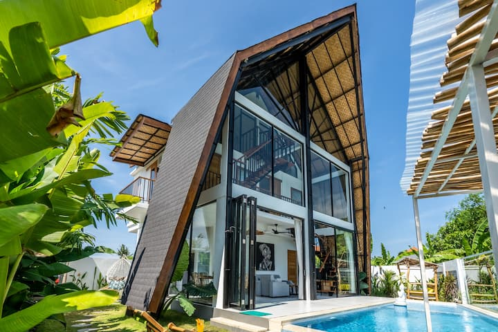 Villa Thrive Pererenan beach