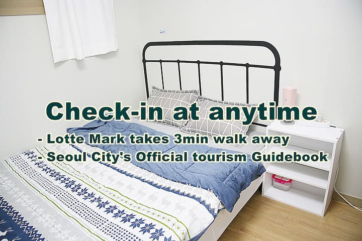 [cozyhouse#2]good house to travel north of Seoul - Gangbuk-gu - Apartmen
