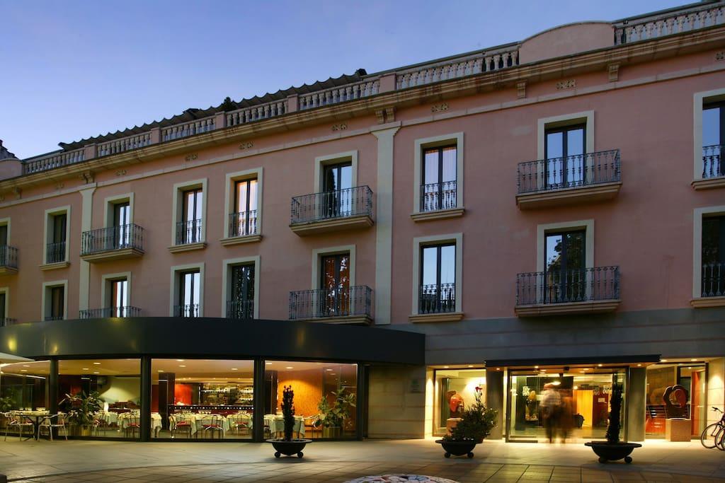HOTEL & SPA VILA DE CALDES