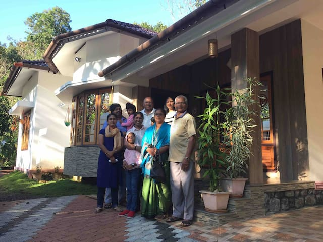 Heavenvalleys cottage, Mankulam Road, Munnar