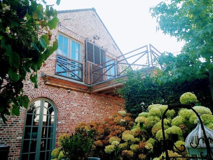 FeeLGooD sTudiO in de achtertuin van Brussel