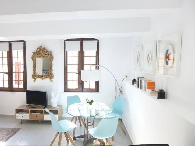 Appartement Pistache-Chocolat, Courtil Moustiers