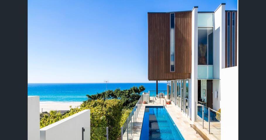 """CURRUMBIN -""""Top 100 Beach Houses Australia"""""""