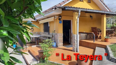 CASA LA TEYERA